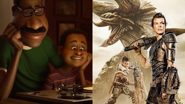 'Soul' y 'Monster Hunter' se estrenarán en cines en China