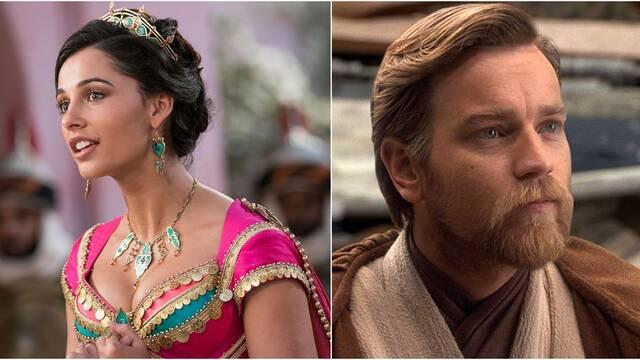 Obi-Wan: Naomi Scott de Aladdin podría aparecer en la serie de Disney+