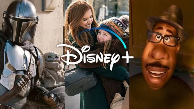 Disney+: Películas y series de estreno diciembre 2020