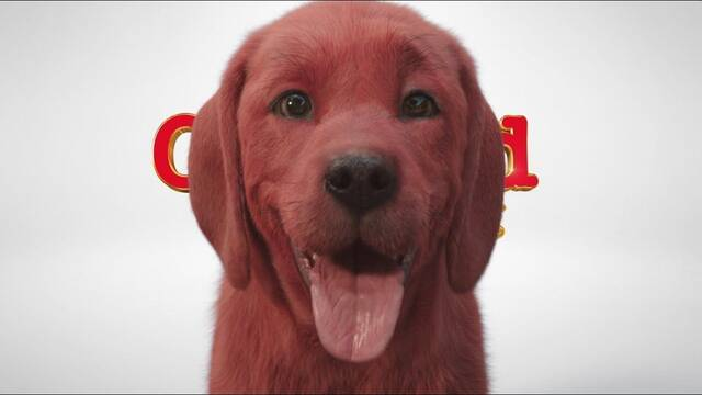 Clifford The Big Red Dog: Tráiler con un enorme perro CGI rojo que nos perturba