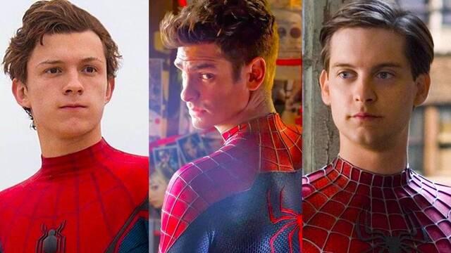 ¿Todas las películas de Spider-Man son canon en el MCU?