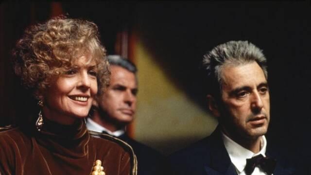 El Padrino 3: Diane Keaton piensa que el nuevo montaje es un antes y un después en su vida