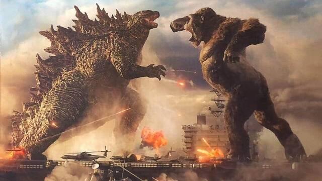 Godzilla vs. Kong probablemente termine debutando en plataformas