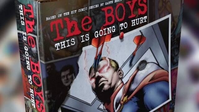 The Boys: El guionista de los cómics quiere hacer un juego de mesa