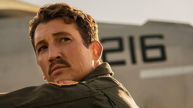 Top Gun 2: Miles Teller confirma que la secuela no ha usado 'pantallas verdes'