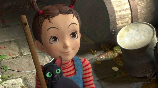 Earwig y la bruja: La cinta de Studio Ghibli confirma su llegada a España en 2021
