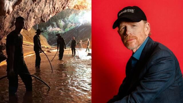 Thirteen Lives: Ron Howard rodará en Australia la película del rescate de la cueva de Tailandia