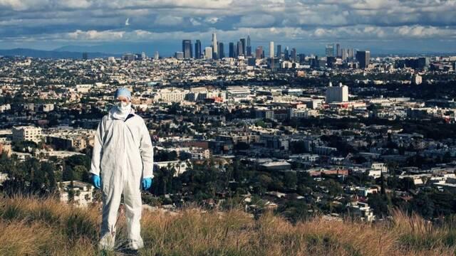Los Ángeles desaconseja los rodajes nocturnos, pero no los prohíbe