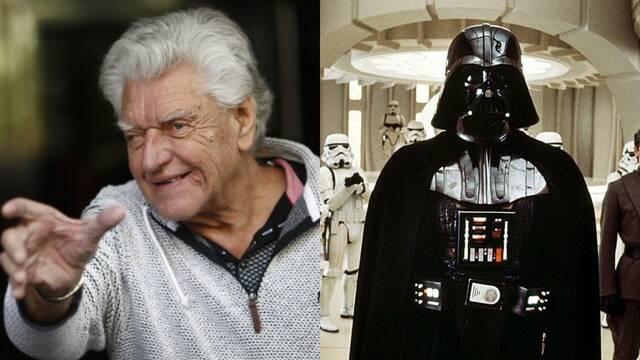David Prowse, el actor que interpretó a Darth Vader, fallece a los 85 años