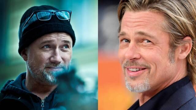 Brad Pitt: 'Ver una peli con David Fincher es como estar viendo un partido de fútbol'