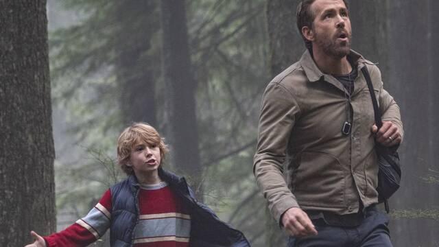 The Adam Project: Ryan Reynolds comparte las imágenes de su nueva película de Netflix