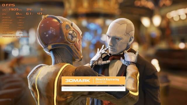 3DMark lanza un nuevo benchmark para probar el Ray Tracing en gráficas NVIDIA y AMD