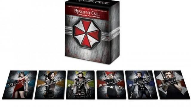 La saga Resident Evil se pasa al Blu-ray 4K UHD en una edición especial limitada