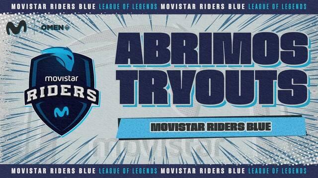 Movistar Riders busca nuevas jugadoras para Blue, su equipo de League of Legends femenino
