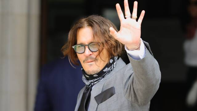 Johnny Depp abandona la saga de Animales Fantásticos