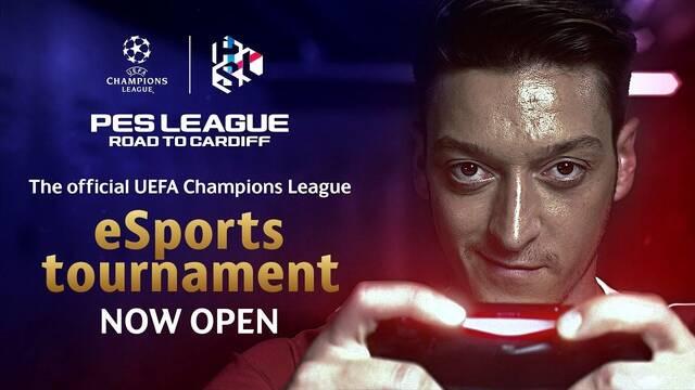 Así será PES League 2016/2017, el torneo de eSports oficial de la UEFA Champions League