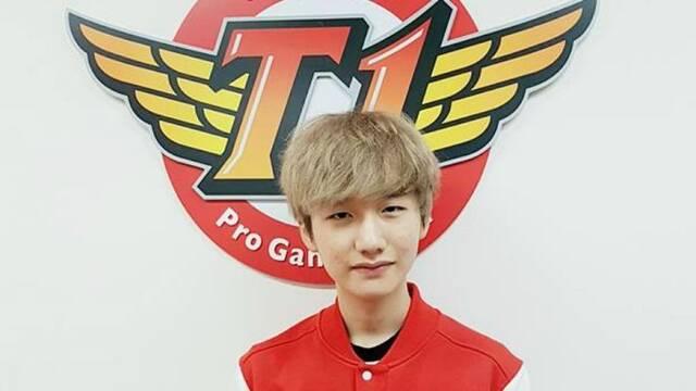 SK Telecom T1 ficha a Peanut procedente de ROX Tigers