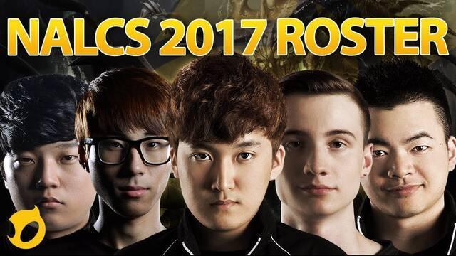 Team Dignitas presenta a su plantilla de League of Legends para la LCS NA 2017