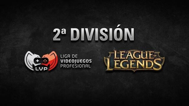 La LVP anuncia el nacimiento de la Segunda División de League of Legends