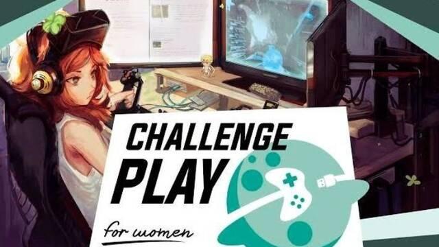 Hoy se celebra Challenge Play for Women, un evento a favor de las mujeres en los videojuegos