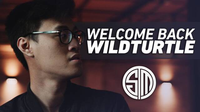 WildTurtle vuelve a TSM
