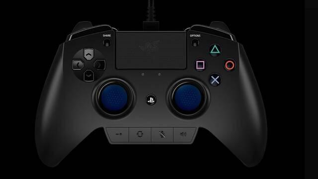 Razer Raiju, el mando profesional para PS4, ya está a la venta en Europa