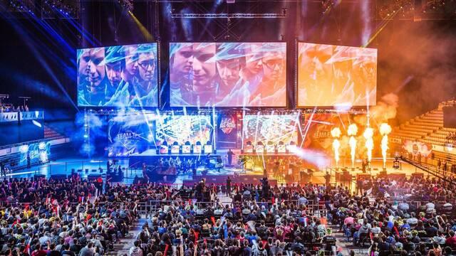 El Equipo Fuego toma la delantera en el primer día del All-Star de League of Legends