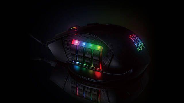 Nemesis, el nuevo ratón de Tt eSports para los amantes de los MOBA y los MMO