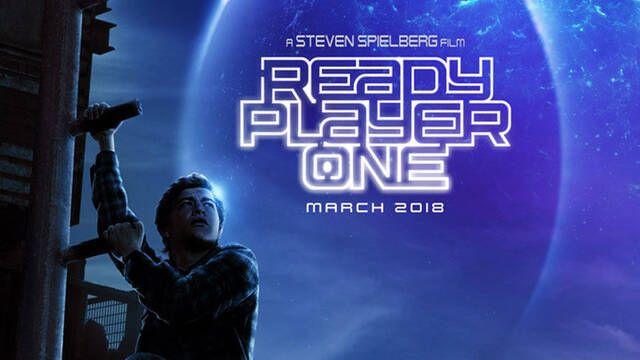 La película Ready Player One nos deja preparados con su primer tráiler