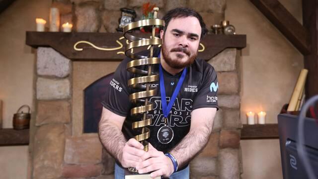 Dalesom de Movistar Raiders se proclama campeón del ESL Masters de Hearthstone