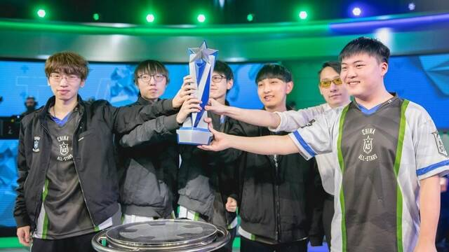La LPL gana el All-Stars de League of Legends