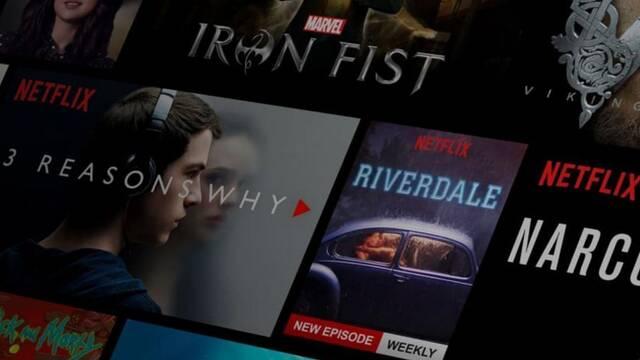 ¿Qué ha sido lo más visto en Netflix en 2017?