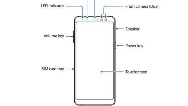 Galaxy A8 y A8 Plus, los teléfonos por anunciar de Samsung que tendrán dos cámaras frontales