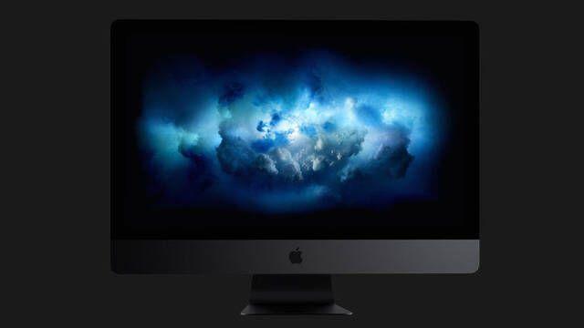 El nuevo iMac Pro con pantalla 5K llegará mañana por 4999 dólares
