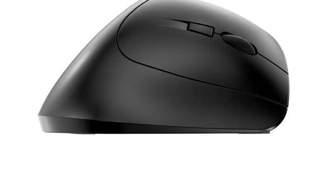 Cherry crea su nuevo ratón ergonómico inalámbrico MW 4500