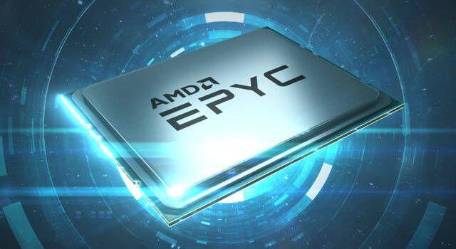 Baidu se alía con AMD para utilizar sus procesadores EPYC