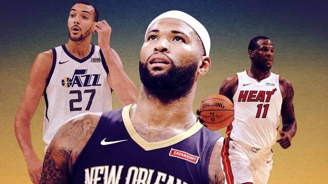 Seis equipos de la NBA presentan sus logos para la NBA 2K League de esports