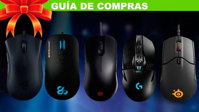 Los mejores ratones Gaming para comprar en Navidad