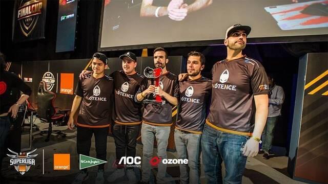 Gamergy 8: Finales de la Superliga Orange de CS:GO en directo vía streaming