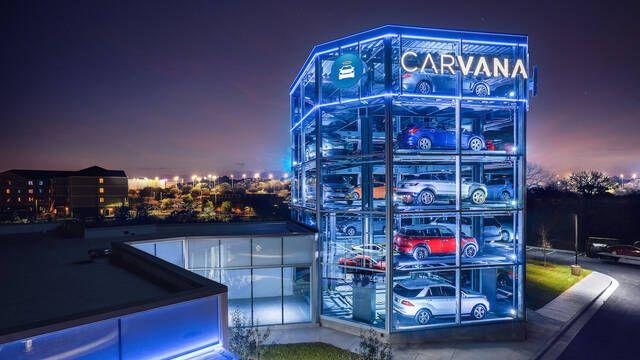 ¿Te gusta un coche? En China podrás comprarlo en una máquina expendedora