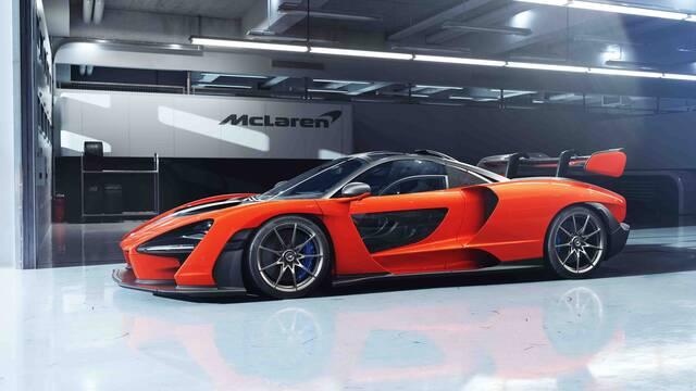 Se presenta McLaren Senna, el último coche millonario de la firma