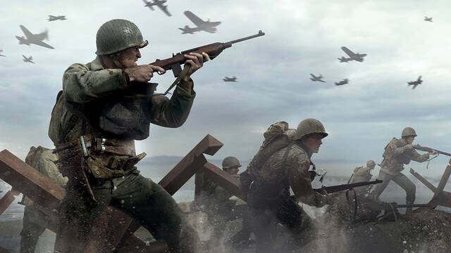 Hoy comenzará la primera temporada del modo competitivo de Call of Duty: WWII