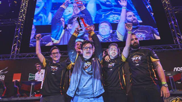 KPI Gaming es el ilustre vencedor de la SLO de CS:GO en Gamergy 8