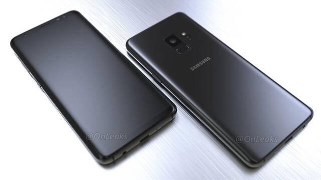 Se filtra el diseño del Samsung Galaxy S9