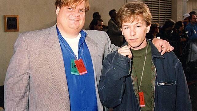 Se cumplen 20 años de la muerte del cómico Chris Farley