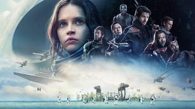 La historia de Rogue One conecta con la de Star Wars Episodio VIII: Los Últimos Jedi