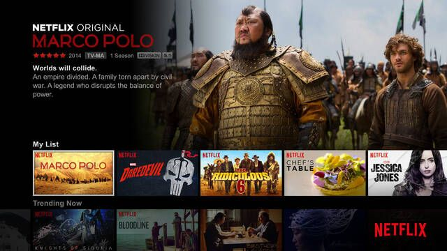 Netflix ya ofrece HDR en dispositivos Windows 10