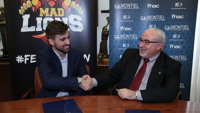 MAD Lions E.C. y UCAM firman el primer convenio entre un club y una universidad