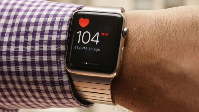 Apple estaría desarrollando un electrocardiograma para su Apple Watch