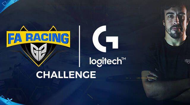 Fernando Alonso y Logitech buscan al mejor piloto virtual con un campeonato de Gran Turismo Sport